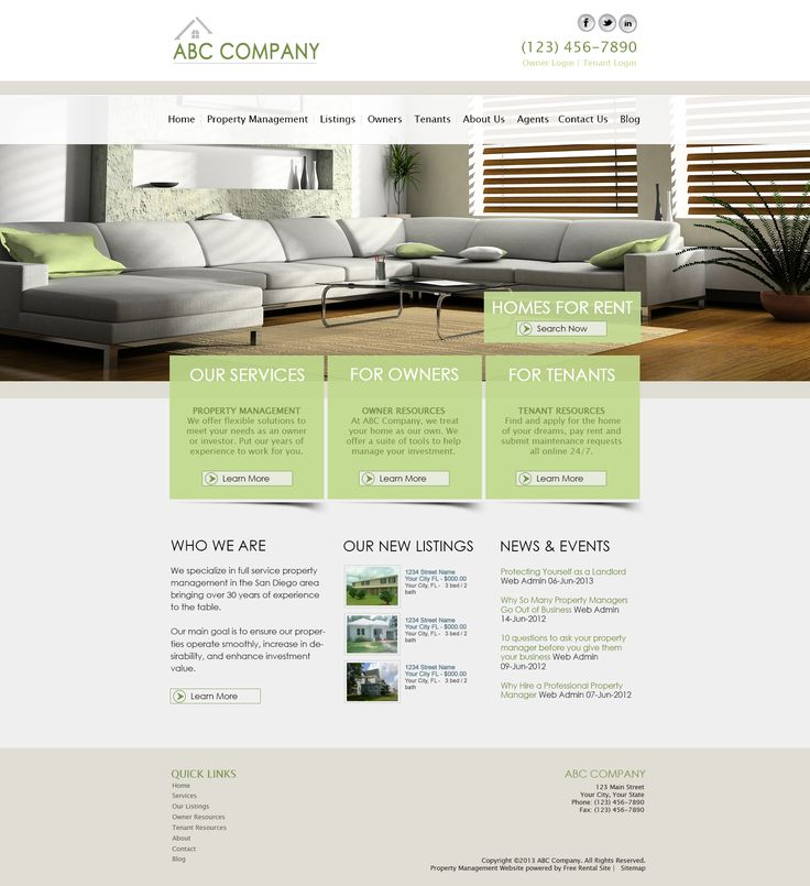 9 best PMW Smart Site Designs images
