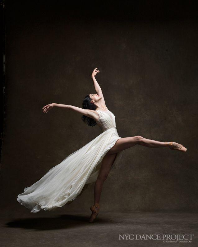 © NYC Dance Project (Deborah Ory and Ken Browar). Veronika Part - Вероника Парт