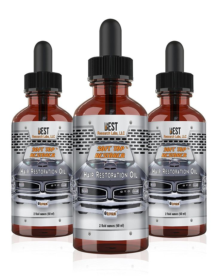 Best Research Labs Soft Top Hair Restoration Hair Growth Oil for Men, Our Hair Oil for Men Infuses Hair with Oils to Treat Dry  #haircare