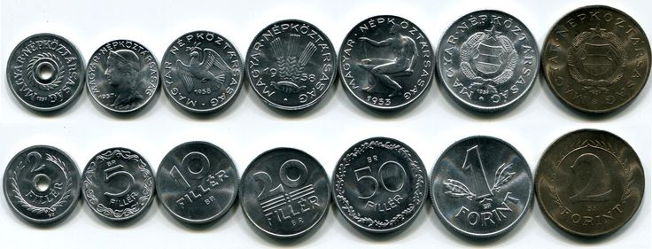 hungarian filler coins - Google Search