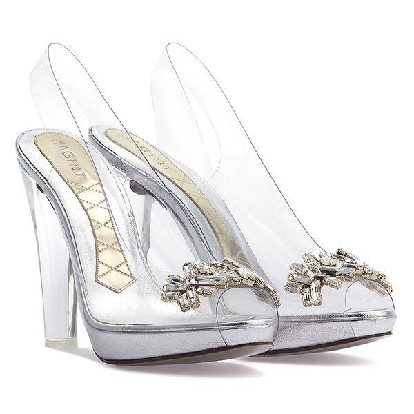 Zapatos de boda #bridalshoes #novia #Magrit