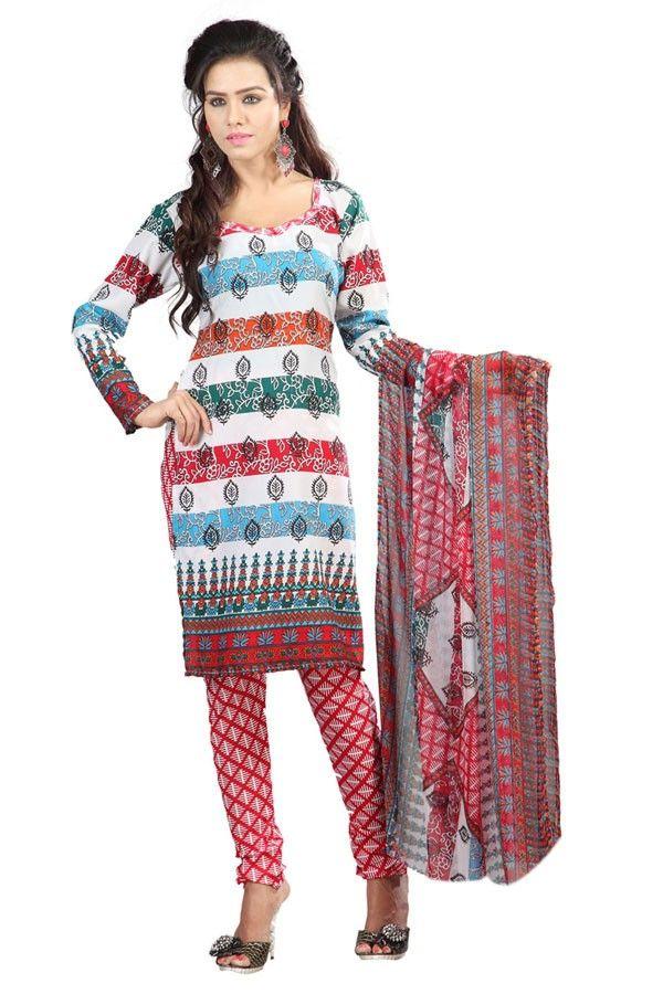 Lookslady Blue Crepe Dress Material 5000070022. Just Rs. 365.00  #SalwarKurta - Buy Women's Salwar Kurta Online At Flipkart : http://fkrt.it/mWI7YNNNNN