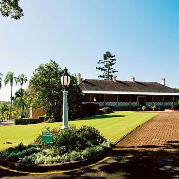 Newstead House: is Brisbane's oldest surviving home and is set in the beautiful grounds of Newstead Park, with stunning river views #boh2014 #unlockbrisbane #brisbane #discoverbrisbane
