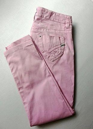 Kup mój przedmiot na #vintedpl http://www.vinted.pl/damska-odziez/rurki/13019265-spodnie-rozowe-gap-bloggerskie-pastelowe