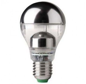 LED Megaman GLS Crown Sliver Professional Dimmable ES/E27 7w