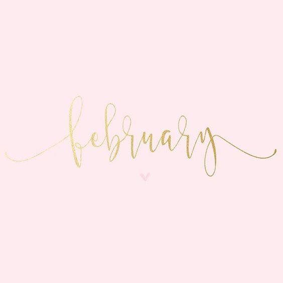 February has been associated with romance and called the month of love! It is funny because February is freezing cold, dark and short for most of us. I'm intrigued by the fact that people officially ...Everything starts with love and I'm ready to start February with love! So here is what to love about February