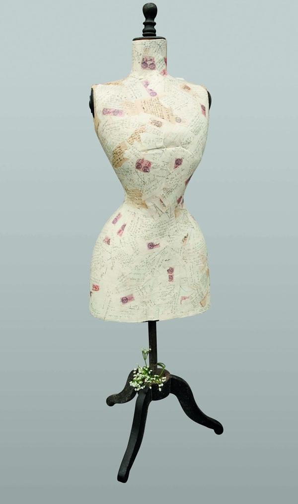 131 best Dress Form Accents images on Pinterest | Dress form ...