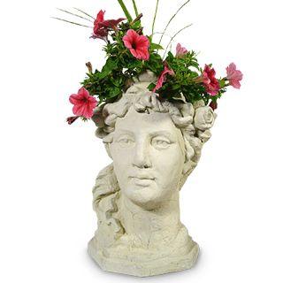 17 Best Ideas About Head Planters On Pinterest