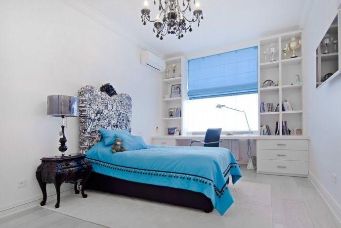 Квартира в Одессе площадью 125 кв.м. - Дизайн интерьеров | Идеи вашего дома | Lodgers