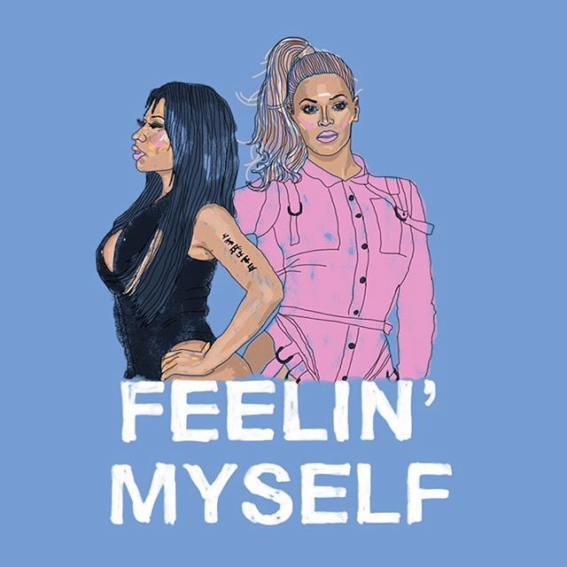 Feeling Myself  Beyoncé & Onika