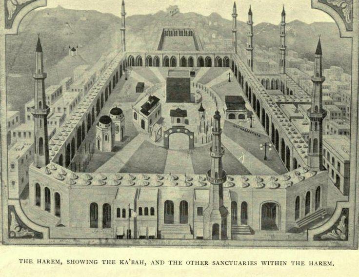 Kaaba-Kabe