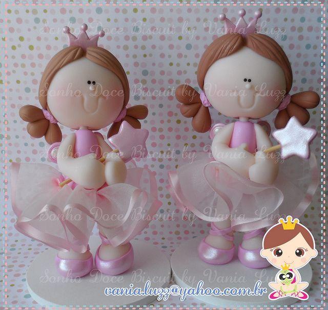 Topos de bolo Princesa Fada | Flickr – Compartilhamento de fotos!