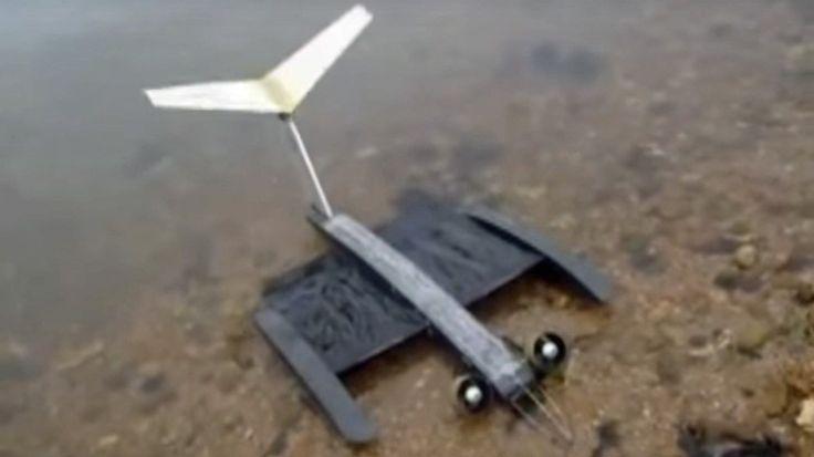 This Drone's Bat-like Wings Change Shape With Air Conditions - https://technnerd.com/this-drones-bat-like-wings-change-shape-with-air-conditions/?utm_source=PN&utm_medium=Tech+Nerd+Pinterest&utm_campaign=Social