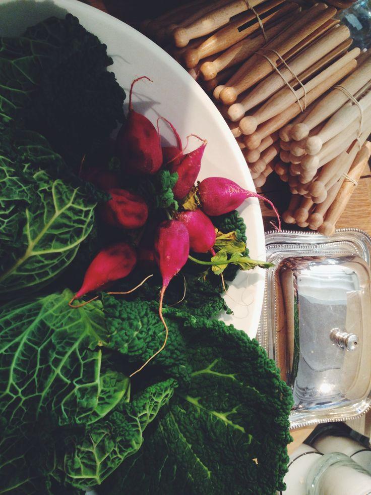 Fresh merchandising | L'Orangerie
