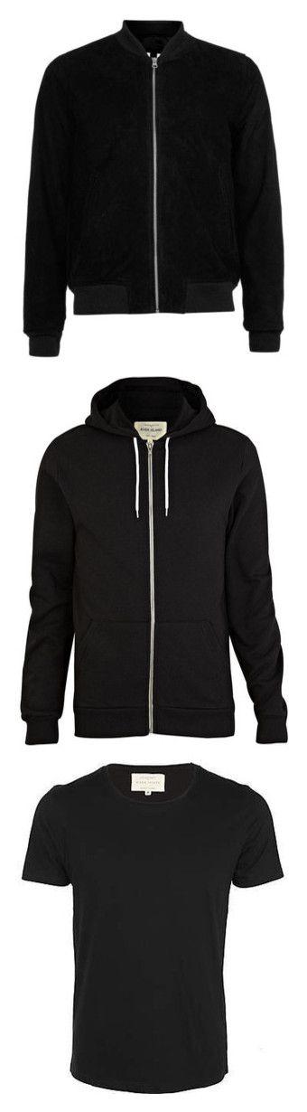 """Caleb- SH"" by inestrindade on Polyvore featuring men's fashion, men's clothing, men's outerwear, men's jackets, men, mens suede jacket, mens flight jacket, mens suede bomber jacket, mens bomber jacket and men's hoodies"