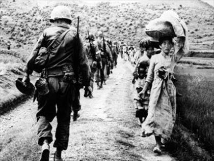 27 Luglio 1953, fine della Guerra di Corea.