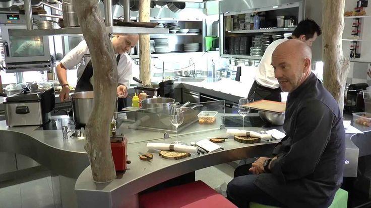 TV-kok Piet Huysentruyt geeft een rondleiding door zijn sterrenrestaurant Likoké in het zonnige Frankrijk. #PietHuysentruyt #Likoké