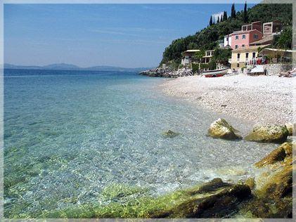 Kaminaki Corfu, Resort Guide