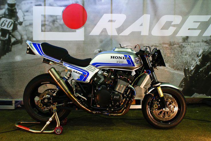 Racefit Honda Bol d'or