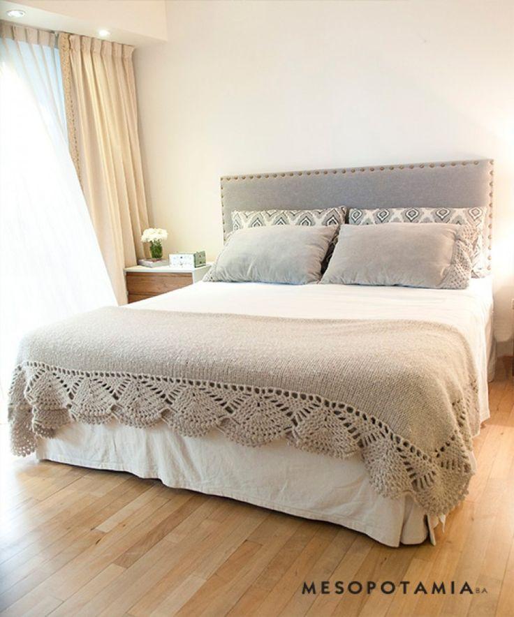 Las 25 mejores ideas sobre edredones blancos en pinterest for Como hacer una base para cama individual
