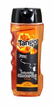 Tango Invigorating Shower Gel 400ml Orange Beware of the bite! with Aloe Vera