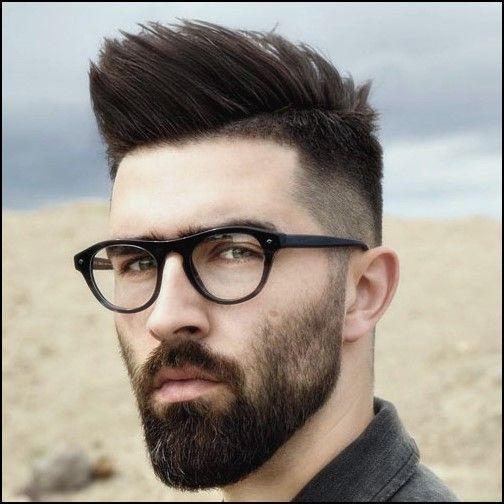 29 trend stachelige frisuren für männer | bart-mode
