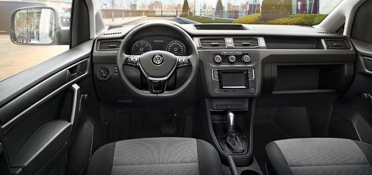 Galería < Caddy Furgón < Modelos < Volkswagen Vehículos Comerciales