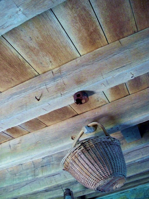 Manchester Farms- Springhouse Ceiling