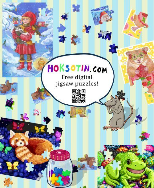 Hoksotin   Jigsaw puzzles for everyone!