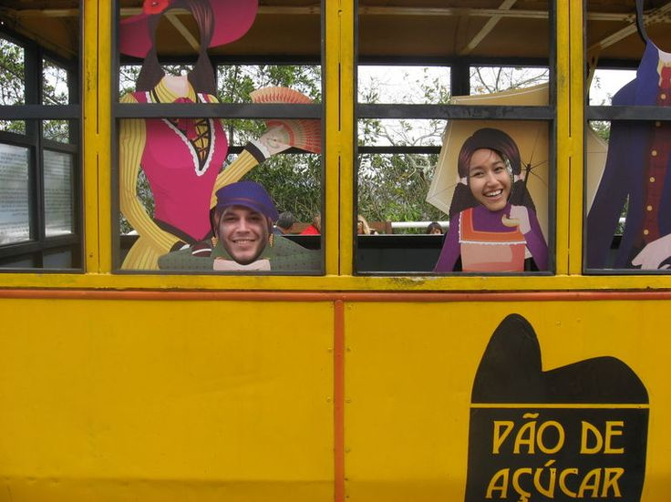 Take the cable cars at Sugar Loaf Mountain #travel #brazil