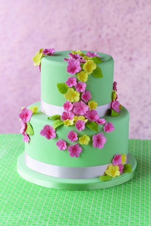 Blossom cake #spring #Easter