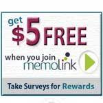 Memolink - Join & Get a $5 Bonus!