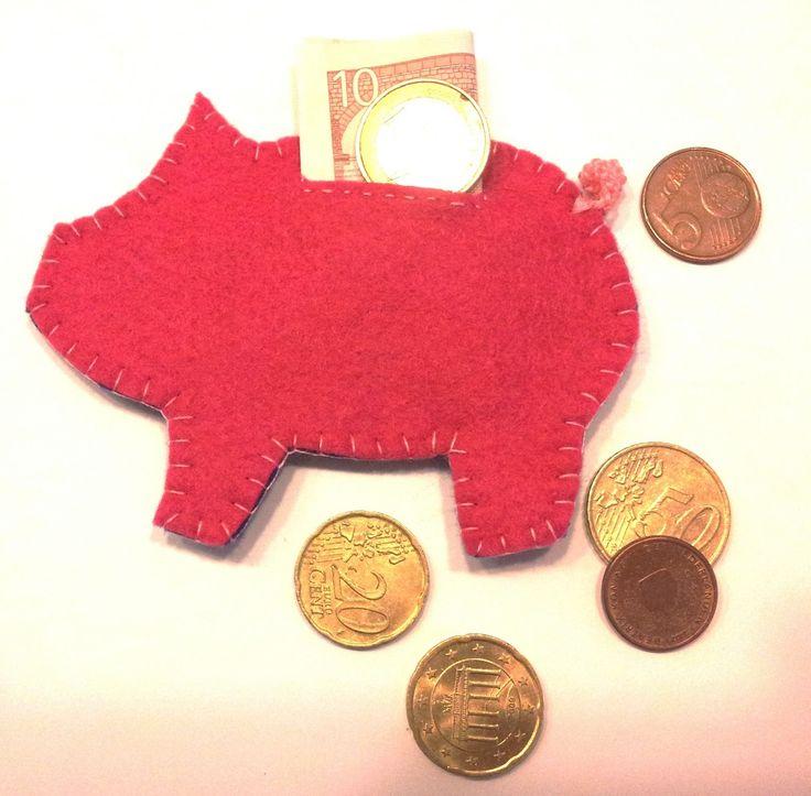 MiM's Tasjes: Spaarvarkjes: Een Leuke Manier om Geld te Geven