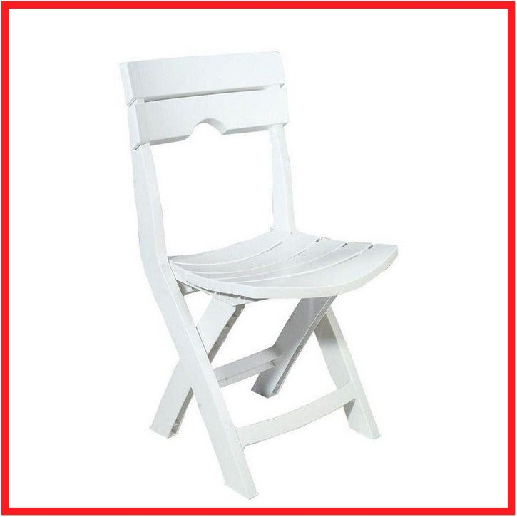 white plastic chairs outdoor folding