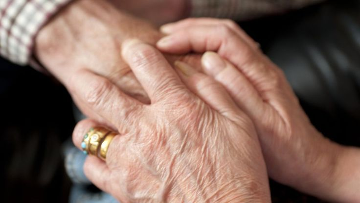 Spending time with loved ones with dementia is important even after they fail to recognise the faces of friends and family, a dementia charity says.
