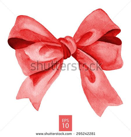 christmas bow drawing - Google Search