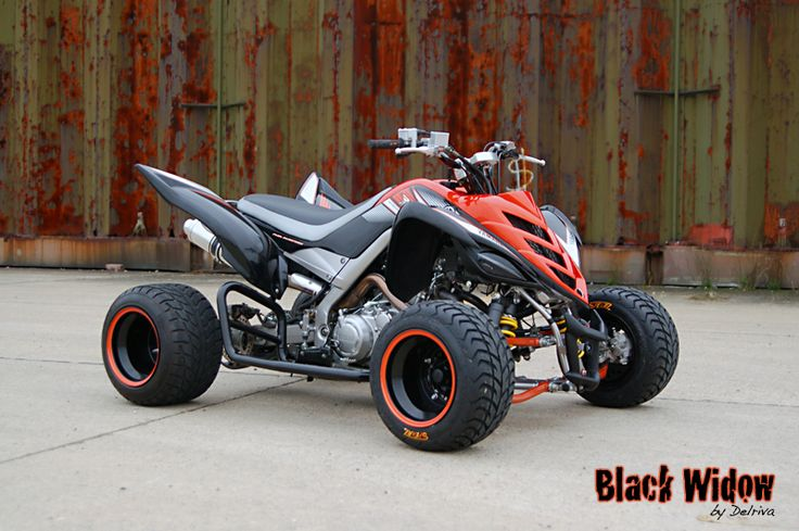 yamaha raptor street legal - Google Search