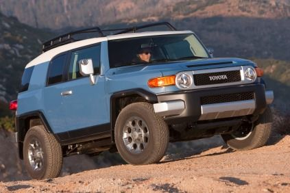 Toyota FJ Cruiser Review - Research New & Used Toyota FJ Cruiser ...