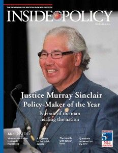Justice Murray Sinclair: Portrait of the man healing the nation