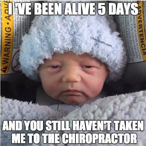 Chiropractic humor