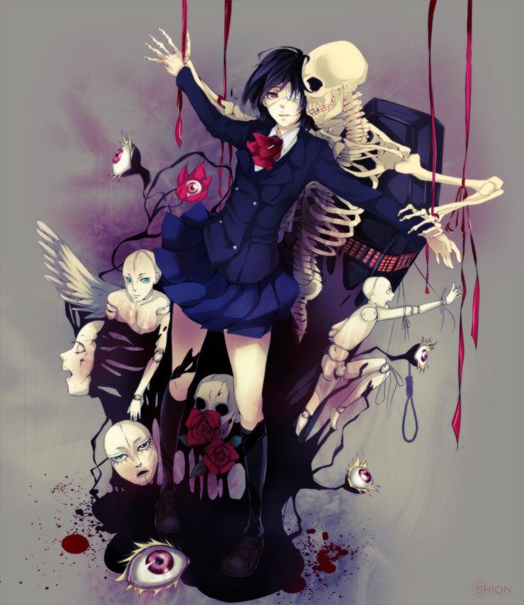 Misaki Mei by SAYUUHIRO.deviantart.com on @deviantART