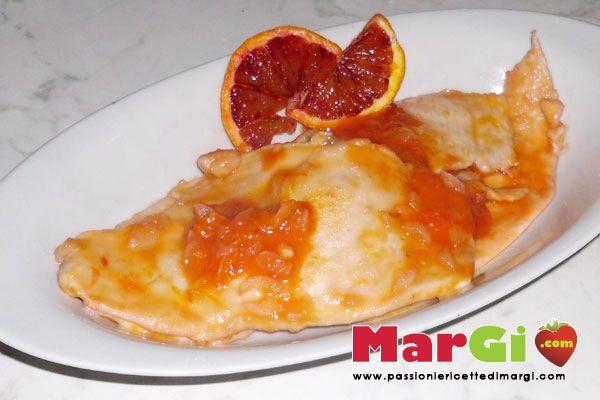 Petto di pollo con arancia, ricette light