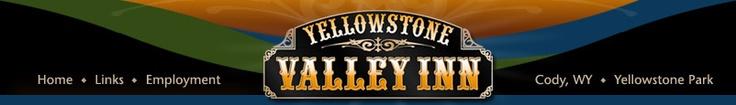Yellowstone Valley Inn Lodging RV Park Cabins Cody Wyoming Yellowstone Park Western Adventure Vacation