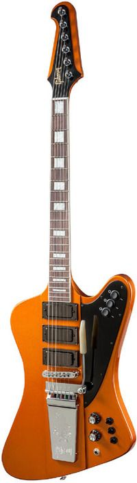 Gibson Skunk Baxter Firebird (Copper Metallic)