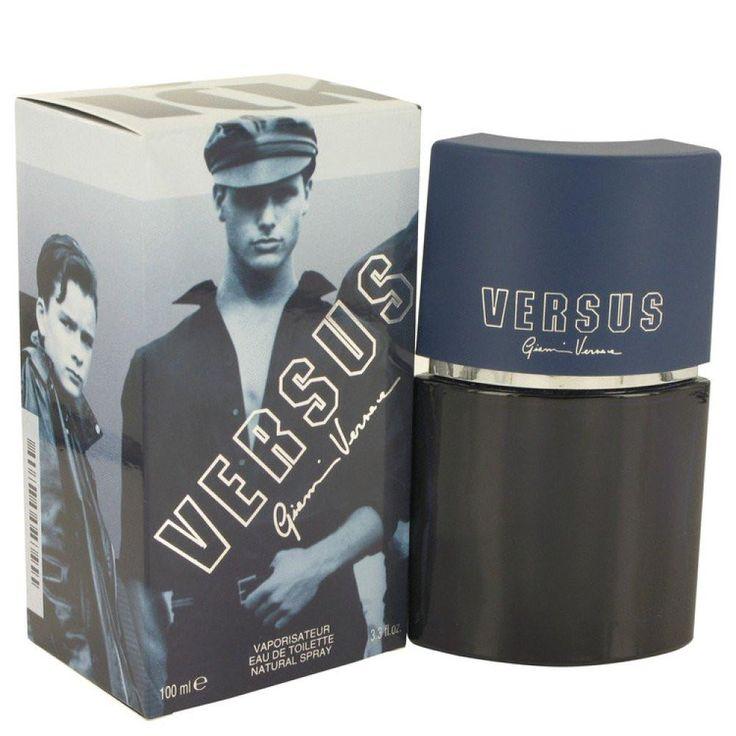 Versus By Versace Eau De Toilette Spray 3.4 Oz