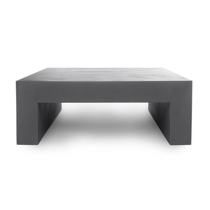 Heller Massimo Vignelli Low Table ($1,100)
