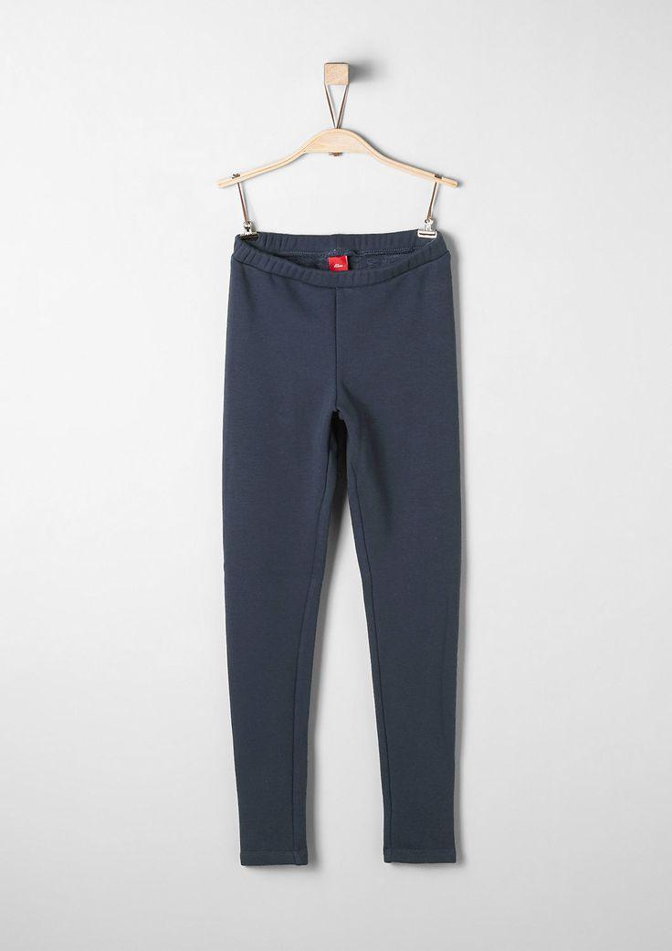 Leggings mit flauschiger Innenseite von s.Oliver. Entdecken Sie jetzt topaktuelle Mode für Damen, Herren und Kinder und bestellen Sie online.