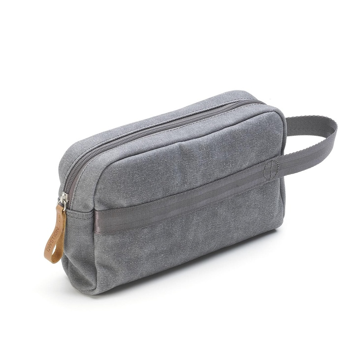 Qwstion - Travel Kit - Washed Grey
