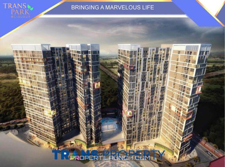 Trans Park Cibubur apartment