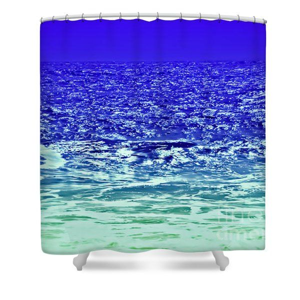 Unique Shower Curtain,Beach Decor, Waves, Ocean Art, Bathroom Curtain, Bathroom Decor, Accessories, Designer Shower Curtain, Surfer Decor by HeatherJoyceMorrill on Etsy